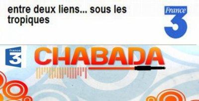 Bernard Lavilliers 2 fois sur France 3 début du mois de juillet, Entre deux lieux et Chabada