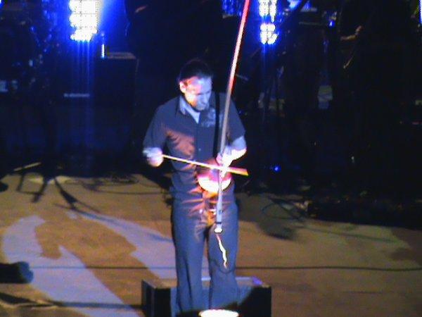Festival Carcassonne 8 aout 2011