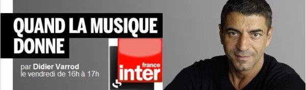Bernard Lavilliers sur France Inter le 16 septembre 2011