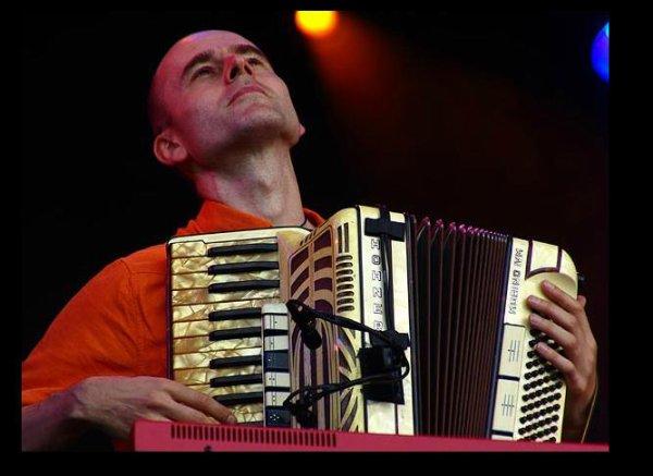 Xavier Tribolet, Vincent Faucher et Bernard Lavilliers concert 2005