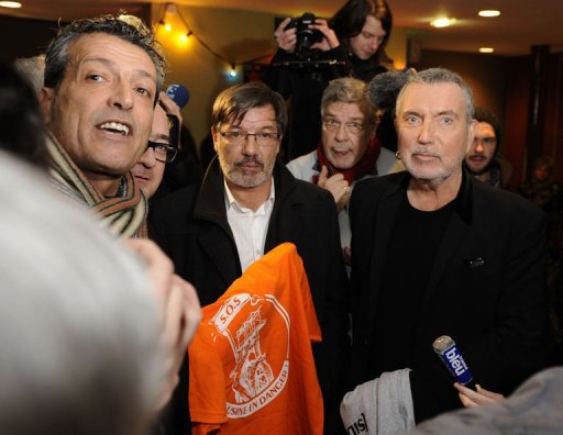 Bernard Lavilliers en Moselle à la rencontre des ArcelorMittal