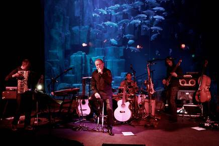 Nostalgie vous donne rendez-vous vendredi 30 décembre, pour la diffusion du concert privé de Bernard Lavilliers!