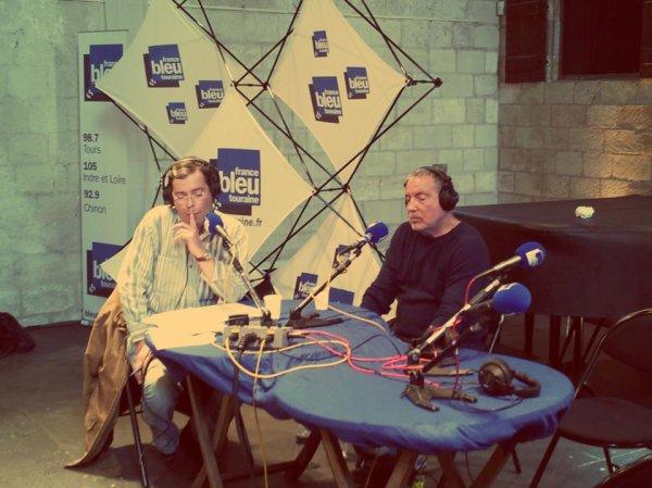 Bernard Lavilliers etait sur France Bleu aujourd'hui le 23 mars 2012