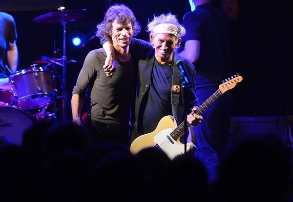 Les Rolling Stones font un carton à Paris 25 octobre 2012