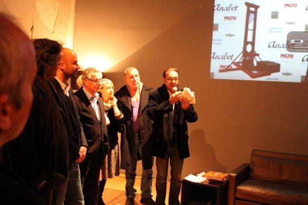 Lavilliers Remise du Prix du Pamphlet 2010