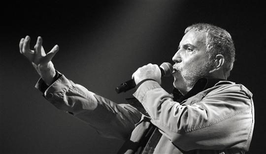 "Bernard Lavilliers ""Baron Samedi"" sortie du nouvel album: 25 novembre 2013"
