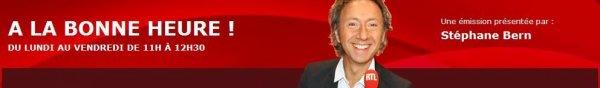 Lavilliers - invité de Stéphane Bern - RTL - A la bonne heure !  - 11 décembre 2013