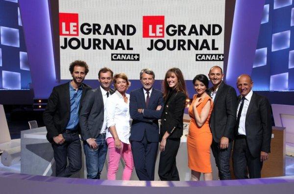Bernard Lavilliers sera dans le Grand Journal de Canal + ce soir