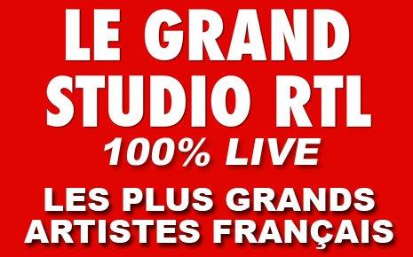 """Lavilliers - invité du """"Grand Studio RTL"""" le 11 janvier 2014"""