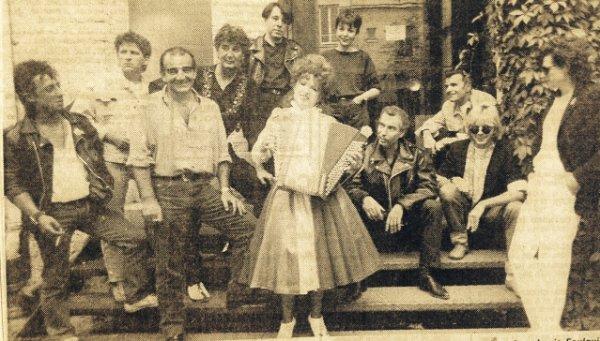 Lavilliers - Francofolies - Les Copains d'abord 30 ans, 30 chansons - France 2
