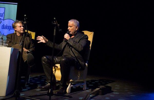 Photo de Bernard Lavilliers - Théâtre du Rond-Point - 29 septembre 2014 - Journée Télérama