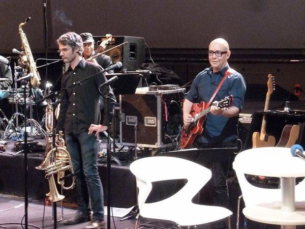 """Bernard Lavilliers - Concert Live de l'album """"Acoustique"""" France inter 19 decembre 2014"""