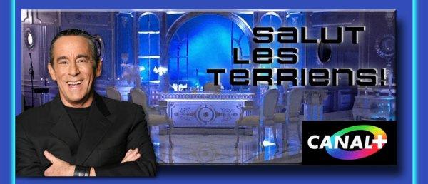 """Bernard Lavilliers invité de """"Salut les terriens"""" 24 janvier 2015. Canal +"""