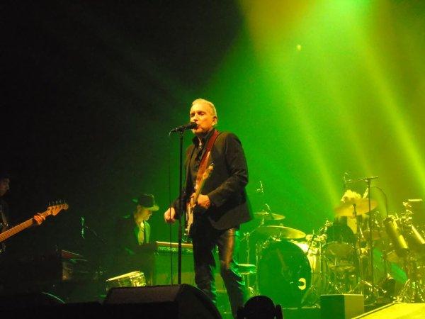 Bernard Lavilliers - Charleroi Palais des Beaux Arts - 23 janvier 2015 - Photos