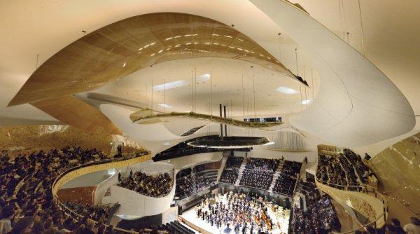 Philharmonie de Paris. Concert Paris Mélodies. Avec Bernard Lavilliers. 27 septembre 2015