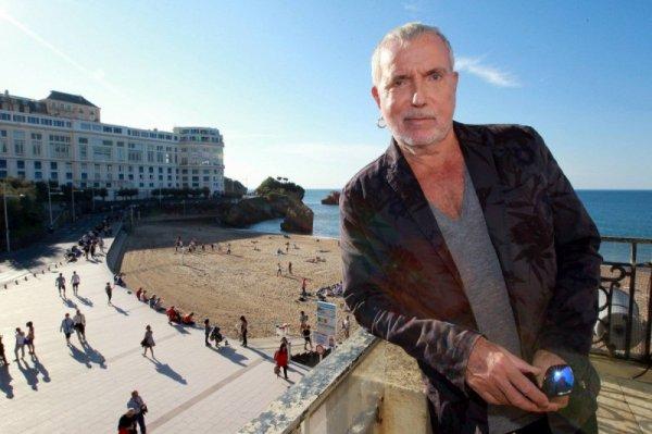 Quelques photos de Bernard Lavilliers au 24e Festival Biarritz Amerique, octobre 2015