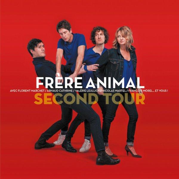 Lavilliers - Album Frere animal - Titre : Je te dois tout, sortie 21 octobre 2016