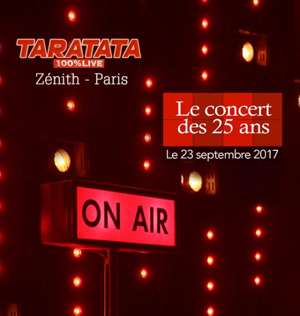 Bernard Lavilliers sera dans Taratata le concert des 25 ans, 23 septembre 2017 au Zénith de Paris