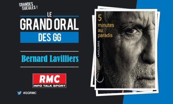 Lavilliers - L'invité des GG - RMC le 5 octobre 2017 à 12h00
