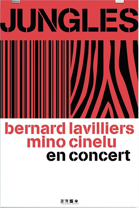 Mino Cinelu - Bernard Lavilliers - 2004 - Tournée Jungle