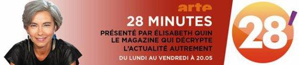 """Lavilliers sur Arte: émission """"28 minutes"""" le 26 octobre 2017 à 20h45"""