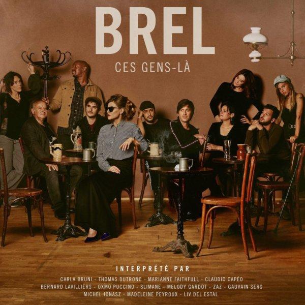 Le 5 avril 2019 «  Brel ces gens-là » avec Bernard Lavilliers
