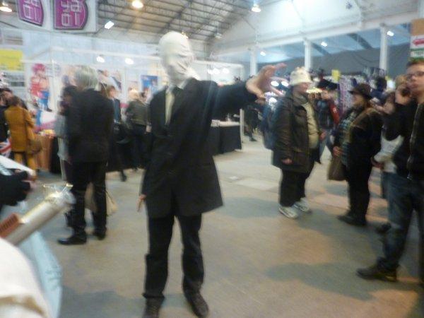 JAPAN EXPO (premier jour)