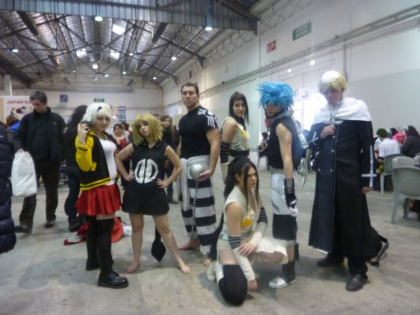 LES COSPLAY(partie 1)