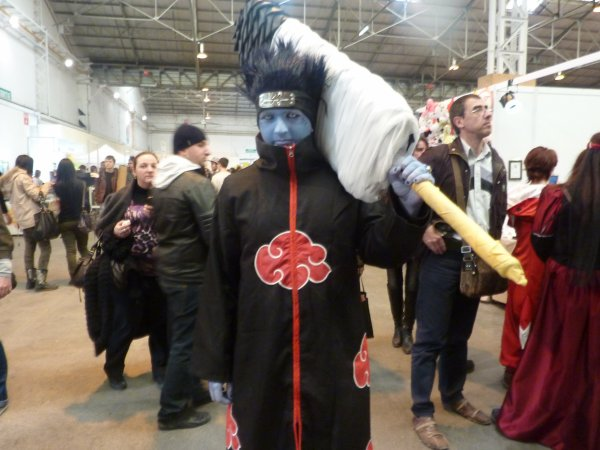 JAPAN EXPO (deuxiéme jour)