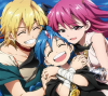 "Magi ending 3-""Eden"" by Aqua Timez"