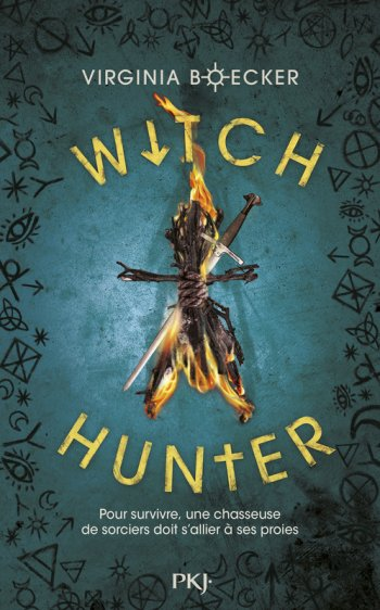 Witch Hunter de Virginia Boecker
