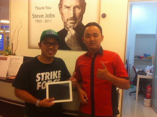 iPad 2 Repair Malaysia