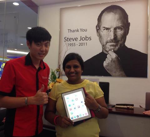 iPad 2 Camera Repair Malaysia