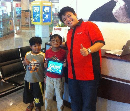 iPad 2 Loudspeaker Repair Malaysia