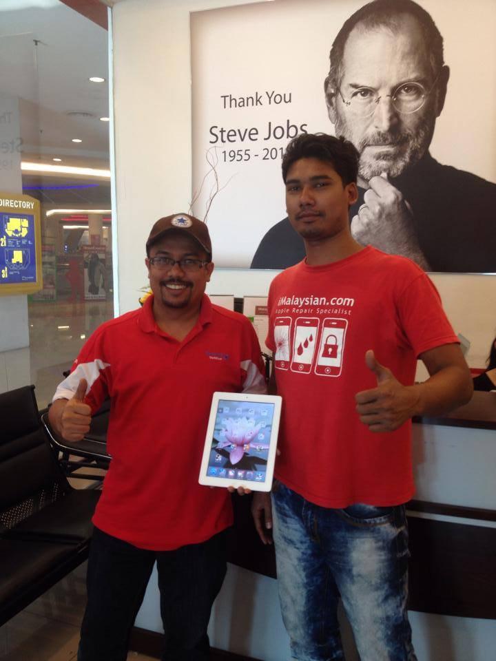 iPad 2 Wifi Repair Malaysia