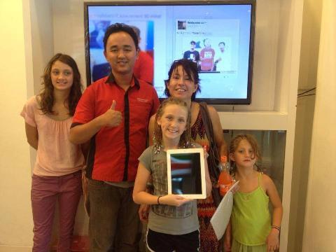 iPad 2 Home Button Not Sensitive Repair Malaysia