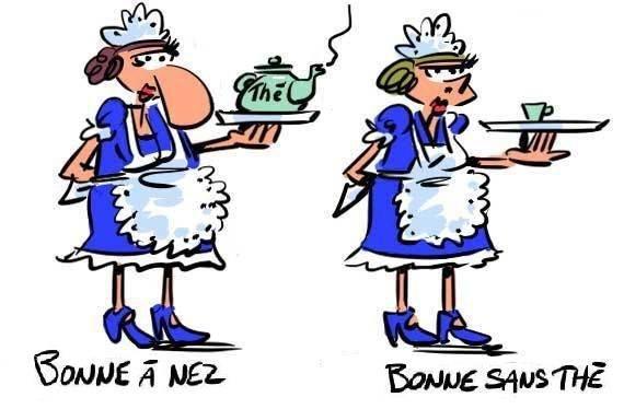 POUR BIEN COMMENCER L'ANNEE.....
