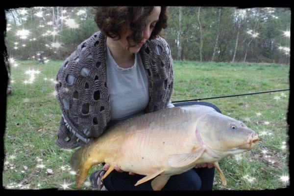 nouveau record pour Madame 10.5 kg