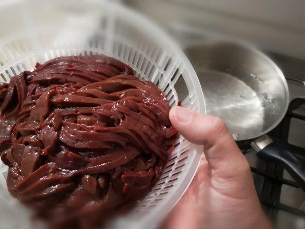 fabrication de farine de foie