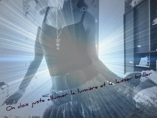La Vie est un Sommeil, l'Amour en es le Rêve .. Et vous aurez Vécu si vous avez Aimer ..