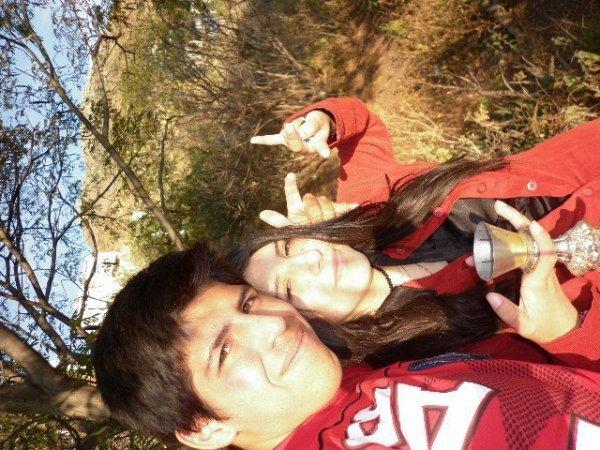 moi et ma soeur ariadna!!!