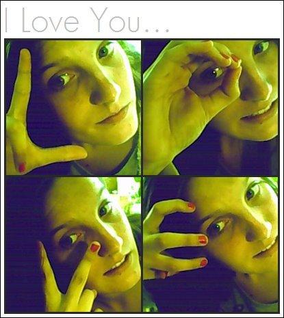 I LOVE YOU.. Malgrès tout !