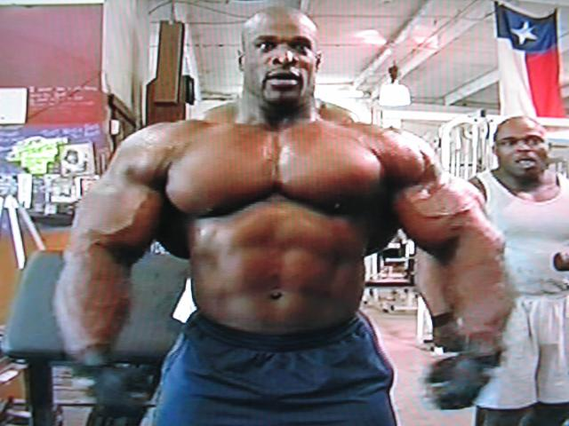 Le plus grand Bodybuilders de tous les temps, Ronnie Coleman. 01