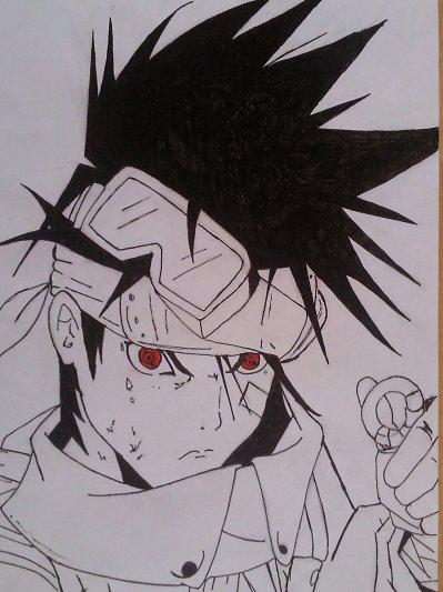 Dessin N O5 Defi Manga Naruto Shippuden Art Dessin