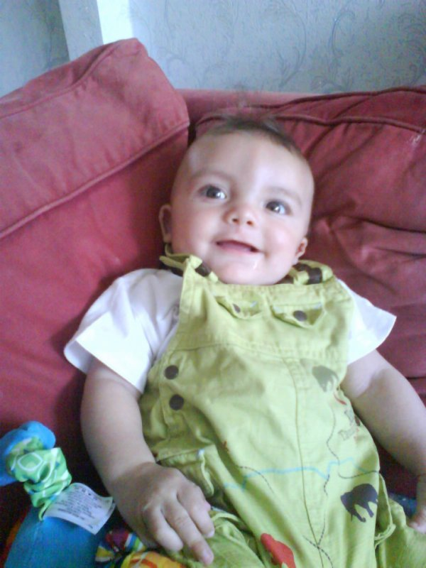 Raphael a 4 mois