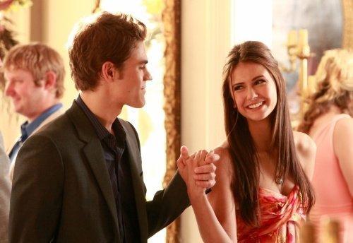 Concours du plus beau couple: Stefan et Elena