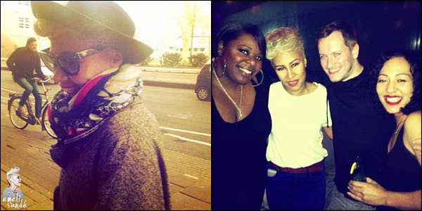.  New Song : Emeli Sandé - Here It Comes !   .
