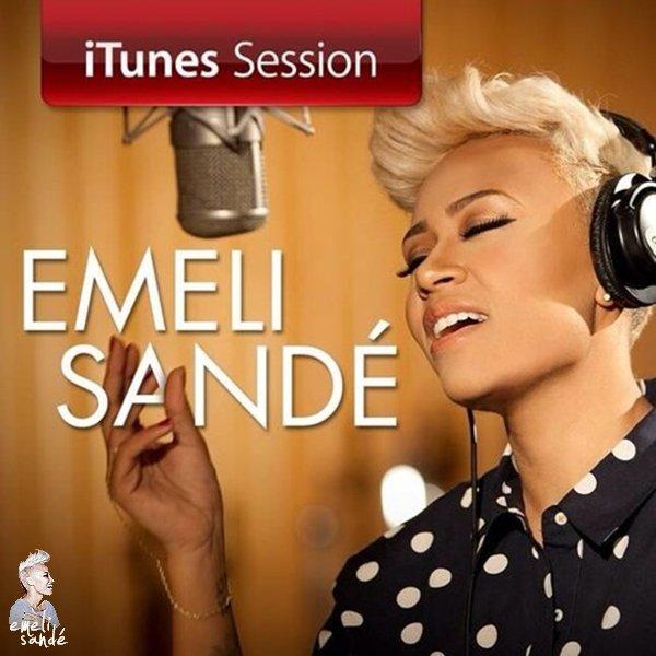 .  L'album Itunes Session arrive le 23 Avril via iTunes !   .