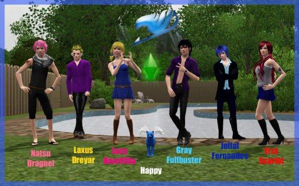 Sims fairy