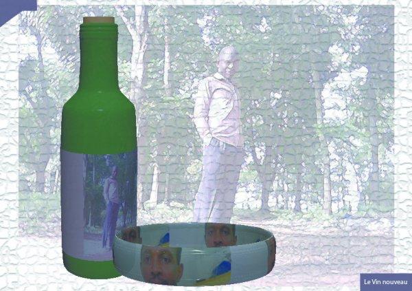 Pour les fêtes de fin d'année, le vin nouveau à votre porté